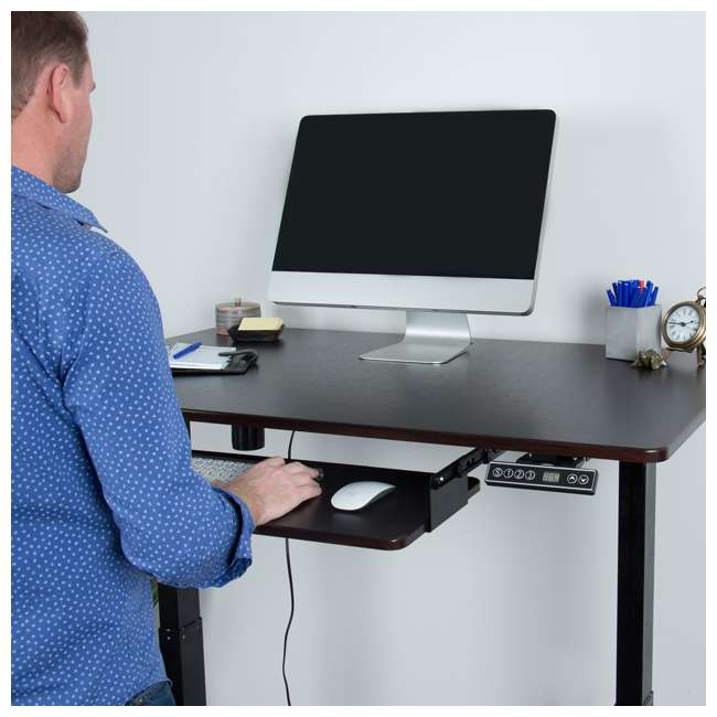 XAFD-A1 xec-FIT Adjustable Motorized Sit to Stand Standing Desk (2 Pack) 2