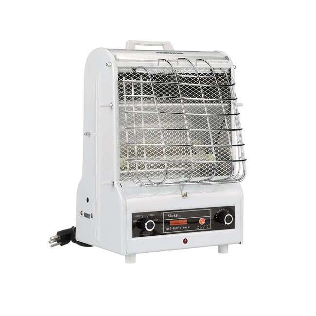 198TMC TPI Corporation 198TMC 1500 Watt Electric Fan Forced Air Heating Portable Heater 2