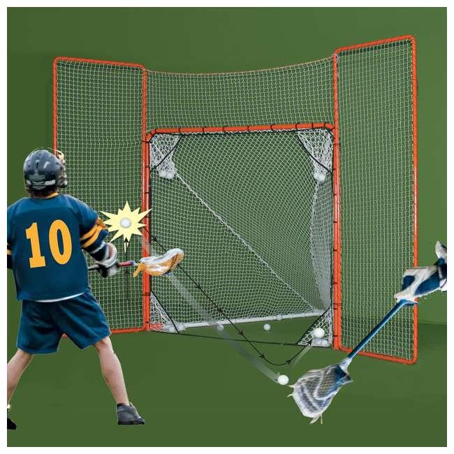 NEOP-87771 EZ Goals Foldable Lacrosse Goal (2 Pack) 6