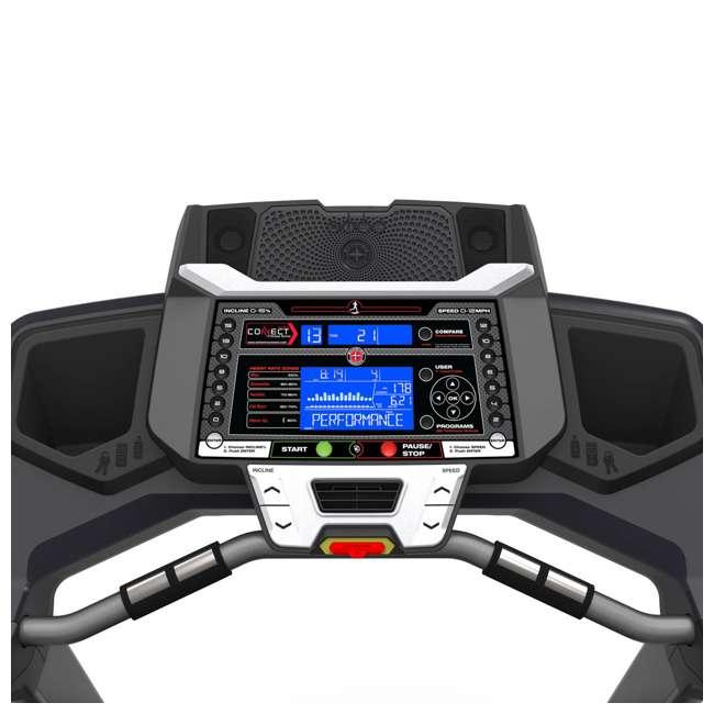 SCHWINN-100519-OB Scwhwinn Fitness 870 Home Workout Treadmill (Open Box) 3