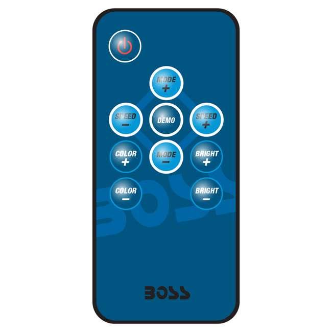 MRGB65 Boss Audio Marine 200W MRGB65 6.5 Inch Boat Light White Speakers Pair (Pair) 2