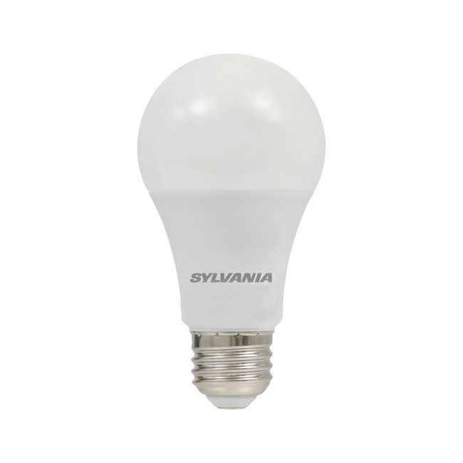 8 x SYL-74428 Sylvania A19 75-Watt LED Daylight Light Bulb (8 Pack)