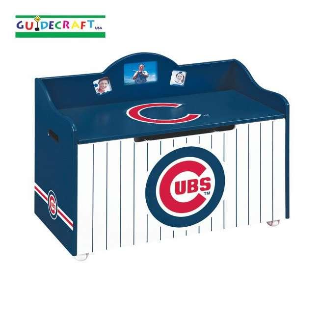 G11018 Guidecraft Cubs Toy Box