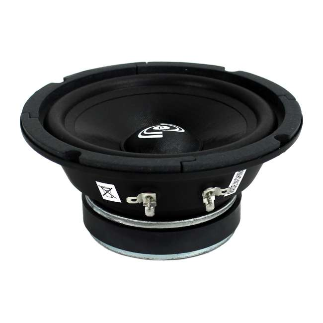 6 x PDMR8 Pyle PDMR8 MidRange 8-Inch 360W Mid Bass Speaker (6 Pack) 2