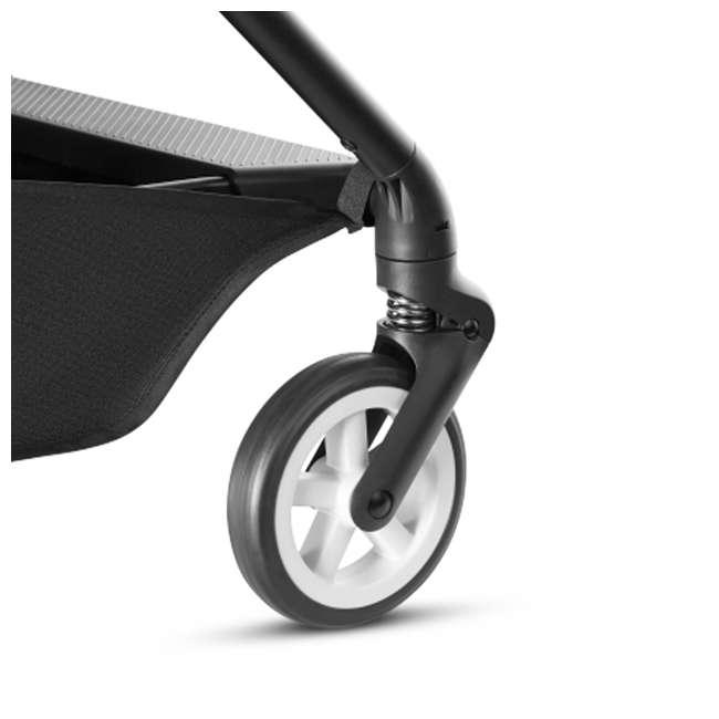 518001265 + 515103015 Cybex Eezy S Twist Stroller, Manhattan Grey & Aton 2  Car Seat 5