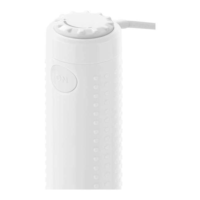 SHB30WH-NAA1 Sencor SHB30WH-NAA1 150 W Slim Hand Blender with 17 Ounce Beaker, Pastel White 2
