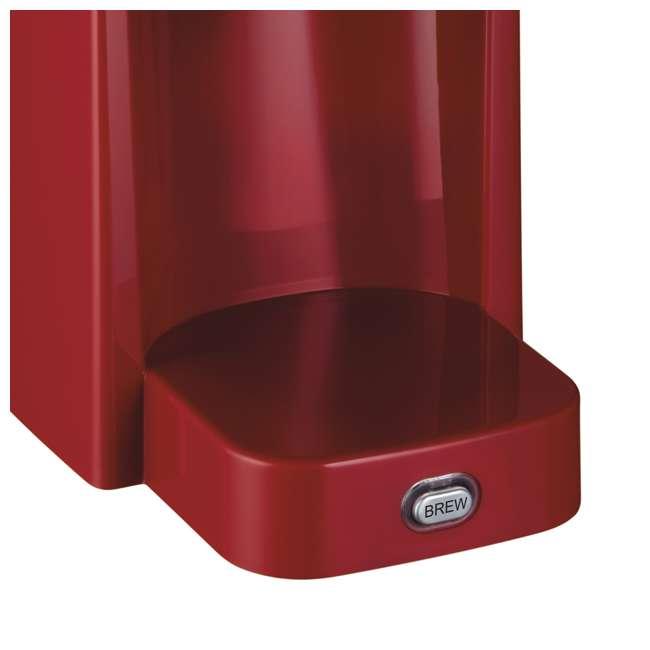 49964 Proctor Silex 10-Ounce Single-Serve Coffee Maker 3