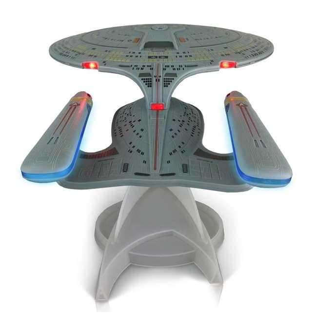 ST-ENTD Fametek Star Trek Enterprise 1701-D Bluetooth Speaker & Sleep Machine 2