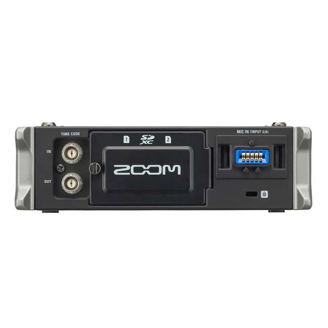 ZF4-OB Zoom F4 Professional MultiTrack Field Recorder 1