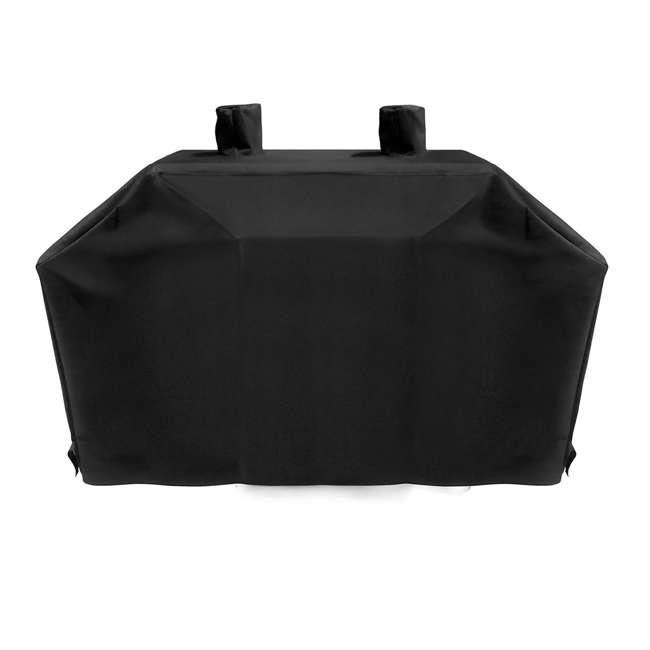 GC3618 Masterbuilt GC3618 66 x 24 x 27 Inch Heavy Duty Waterproof Grill Cover, Black