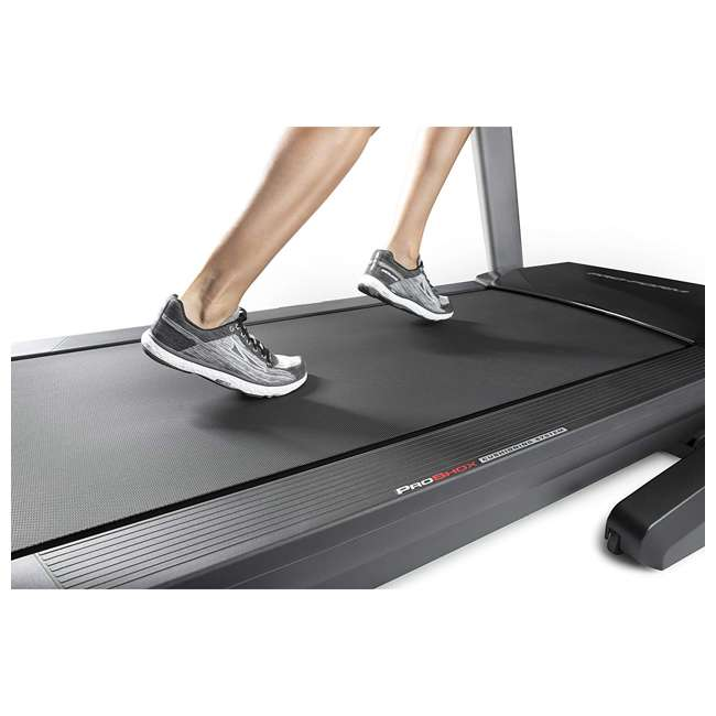 PFTL13017 ProForm Performance 1800i iFit Enabled Portable Home Folding Treadmill, Black 4
