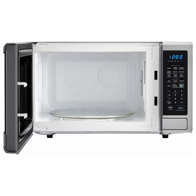 SMC1442CS-RB Sharp Carousel 1.4 Cu Ft Countertop 1000W Microwave Oven (Certified Refurbished) 4