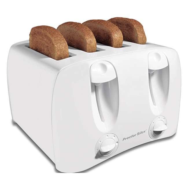 24605Y Proctor Silex 24605Y 4-Slice Toaster| 24605Y 10