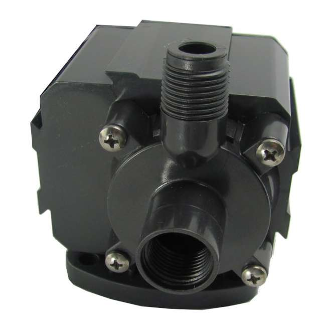 DANN-02527-U-A Pondmaster PM-7 Supreme 700 GPH Magnetic Drive Pond Pump w/ Pre-Filter(Open Box)