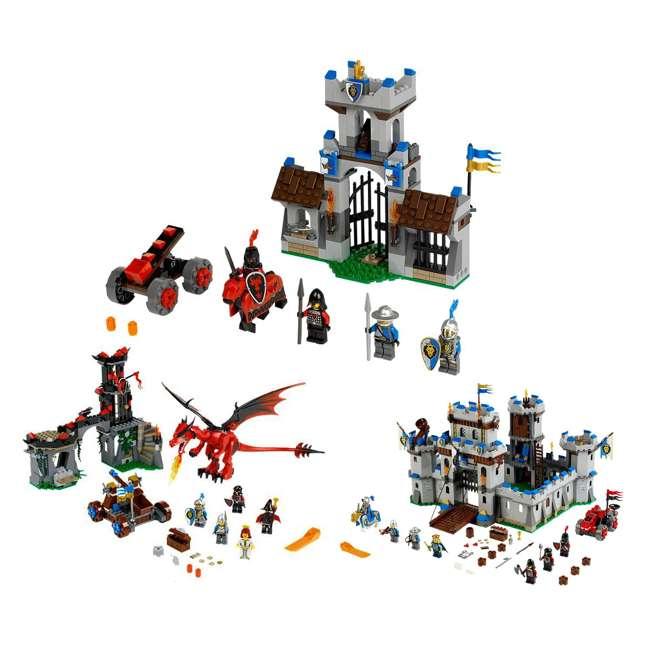 Lego Castle Collection Set 70402 70403 70404