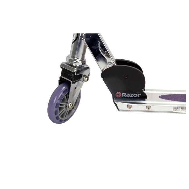 13003A2-PU Razor A2 Kick Scooter (Purple) 4