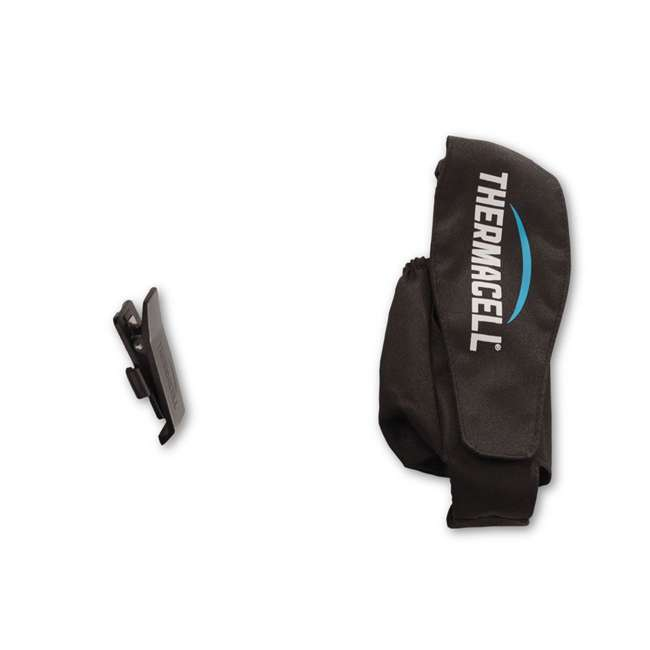 APCL Thermacell Nylon Holster for MR300 & MR4500 Portable Mosquito Repeller, Black