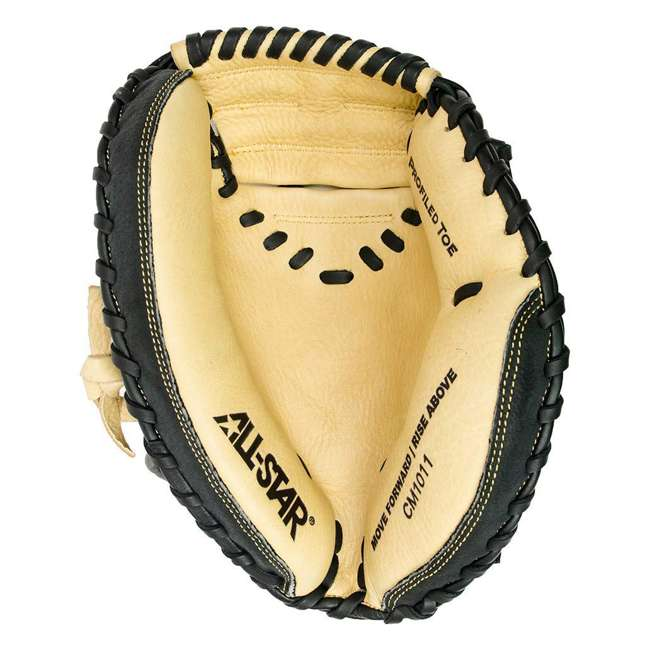 CM1011 All-Star CM1011 Comp 31.5 Inch Youth Right Handed Baseball Catchers Mitt Glove