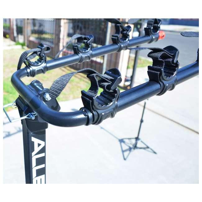 542QR Allen Sports 2-Inch Hitch Deluxe 4-Bike Rack 5