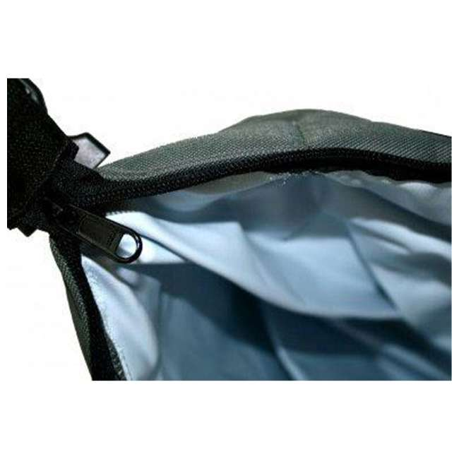 AO24RB AO Coolers AO24CH 24 Can Soft Cooler with High-Density Insulation, Royal Blue 4
