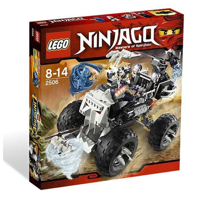 2506 LEGO® NINJAGO® Skull Truck Set w/ Minifigures   2506