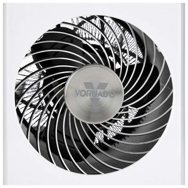 VMH10-WHITE Vornado Personal Vortex Circulation Metal Heater 6