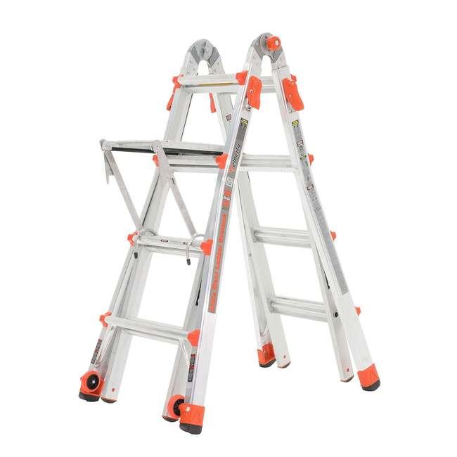 Little Giant Ladder Systems 17 Ft Aluminum Multi Position