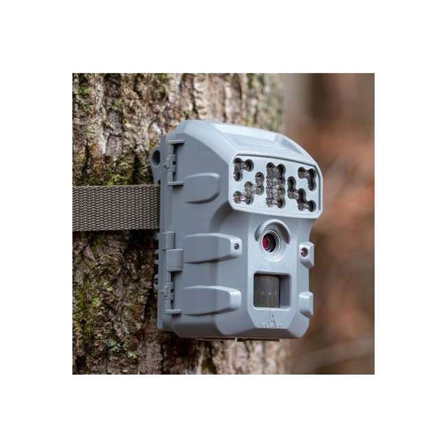 3 x MCG-13337 Moultrie Invisible Flash Phone Compatible Game Trail Hunting Camera (3 Pack) 2