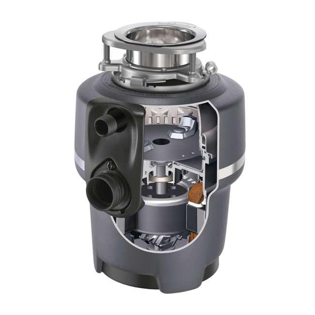EVOLUTION-COMPACT-OB InSinkErator Evolution Compact 3/4HP Garbage Disposal 3