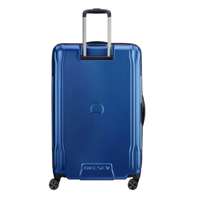 "40207998702 DELSEY Paris Cruise Lite Hardside 2.0 Carry On, 25"", & 29"" Suitcase Luggage Set 3"