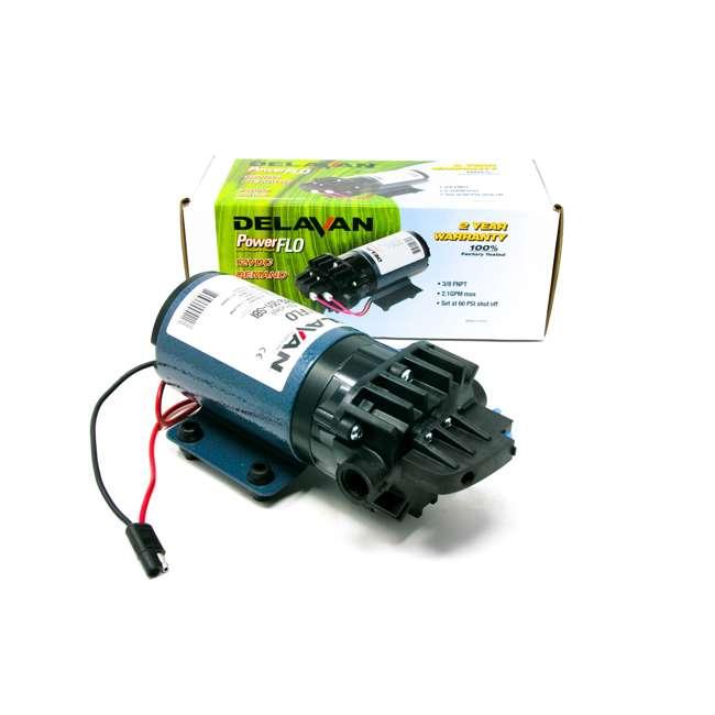 7812-201-SBI Delavan 7812-201-SBI I Series 12 Volt 60 PSI 2.1 GPM On Demand Diaphragm Pump 4