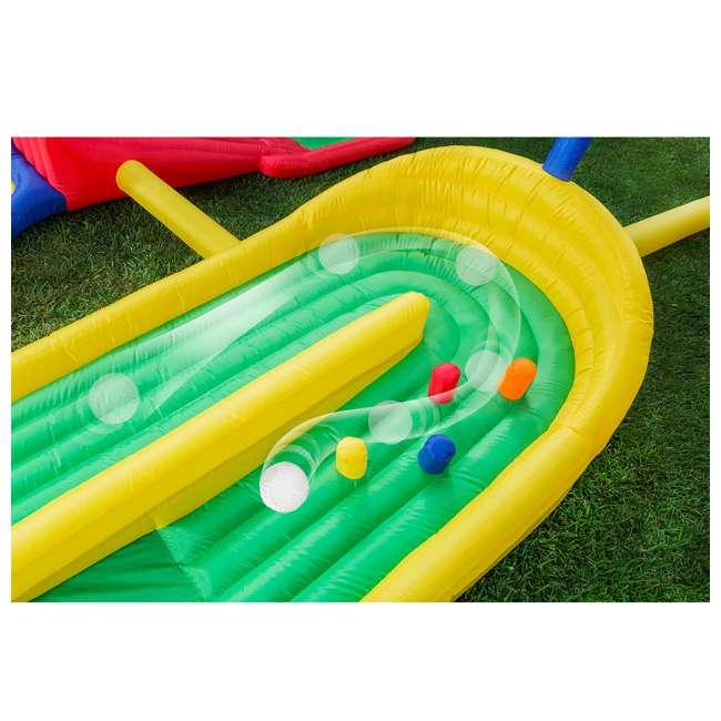 13918B Banzai Inflatable Mini Golf Adventure Park 5
