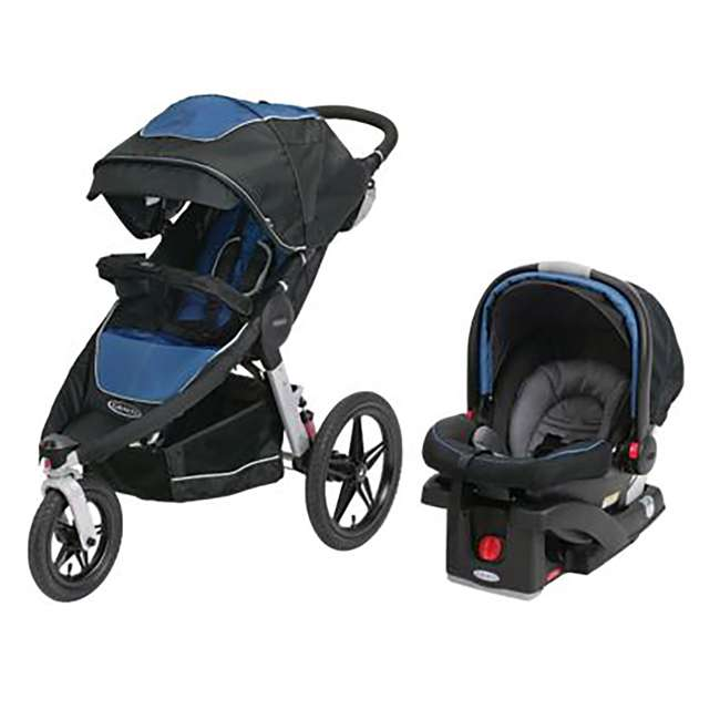 1938293 Graco Modes Sport Click Connect Travel System 1