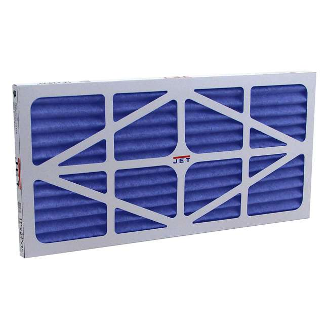 JPW-708620B + JET-708732 + JET-708731 Jet Air Filtration System w/ Pleated and Washable Replacement Filters 1
