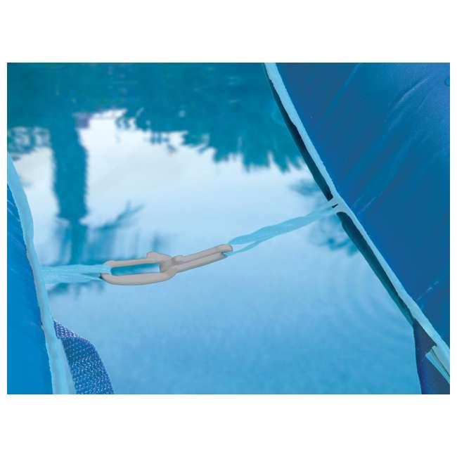 6 x 80014 Kelsyus Floating Lounger (6 Pack) 4