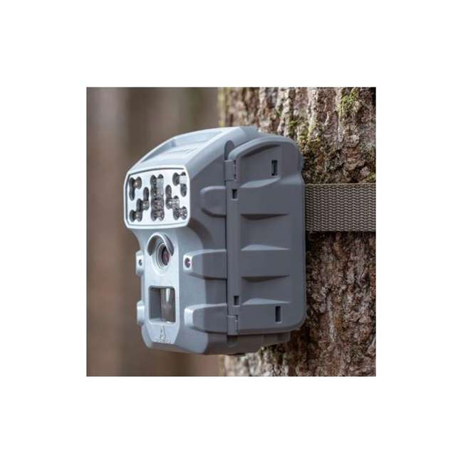 6 x MCG-13337 Moultrie Invisible Flash Phone Compatible Game Trail Hunting Camera (6 Pack) 3