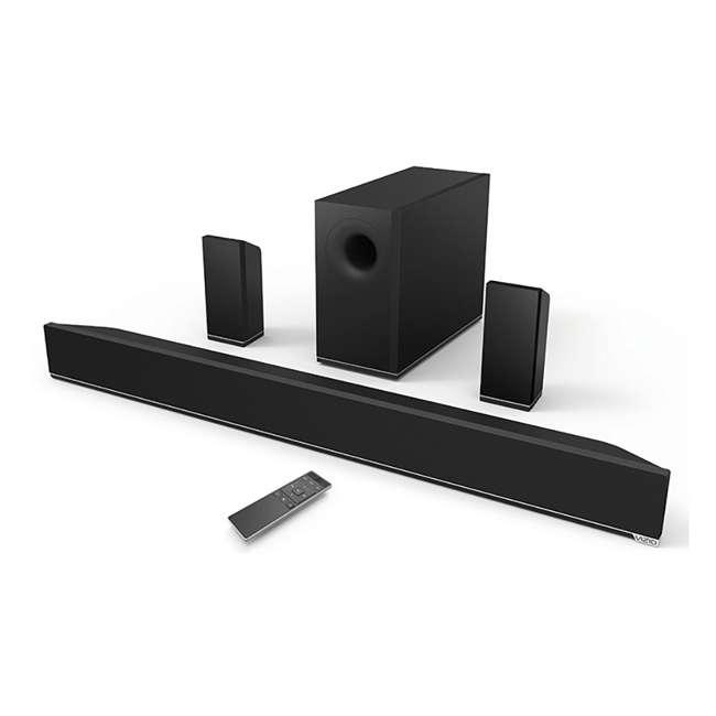 S3851X-C4-RB Vizio S3851X-C4 38 Inch 5.1 Channel Sound Bar System (Certified Refurbished)