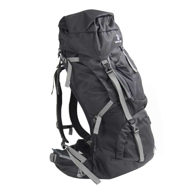 TGT-FAIRBANKS-0 Tahoe Gear Fairbanks 75L Premium Internal Frame Backpack