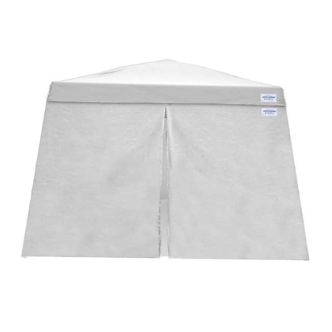 CVAN11207812014-U-B Caravan Canopy V-Series 12x12' Tent Sidewalls (Accessory Only) (Used) 4