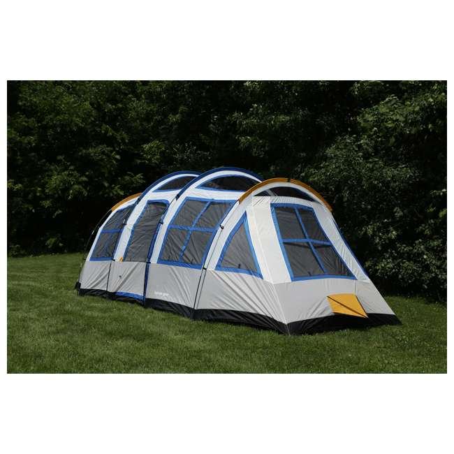 DT201080-1 Tahoe Gear Prescott 12 Person 3-Season Family Cabin Camping Tent - Open Box 3