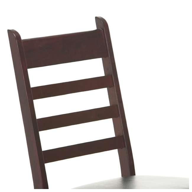 COSCO Wood Folding Chair 2 Pack ESP2E
