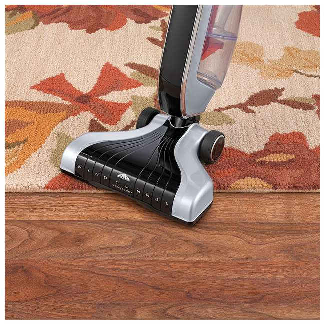 BH50010_EGB-RB Hoover LiNX Cordless Low Profile Brushroll Stick Vacuum (Certified Refurbished) 5