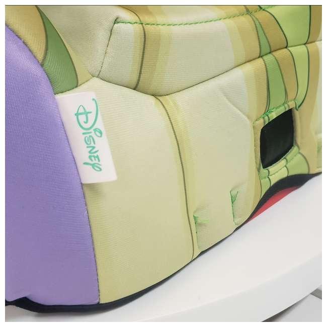 KE-3001TIA KidsEmbrace 2 in 1 Convertible Forward Facing Car Seat, Disney Princess Tiana 5