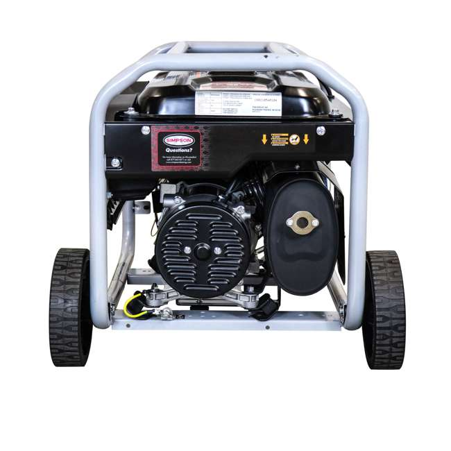 SMPSN-GN-SPG3645-70005-OB Simpson SPG3645 3,600-Watt Portable Heavy-Duty Generator (Open Box) 4