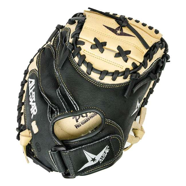 CM1011 All-Star CM1011 Comp 31.5 Inch Youth Right Handed Baseball Catchers Mitt Glove 1