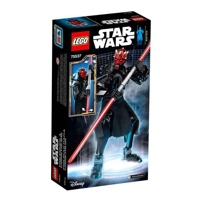 6213574-U-A LEGO Star Wars Darth Maul 9 In. Buildable Figure 104 Piece Set (Open Box) 3