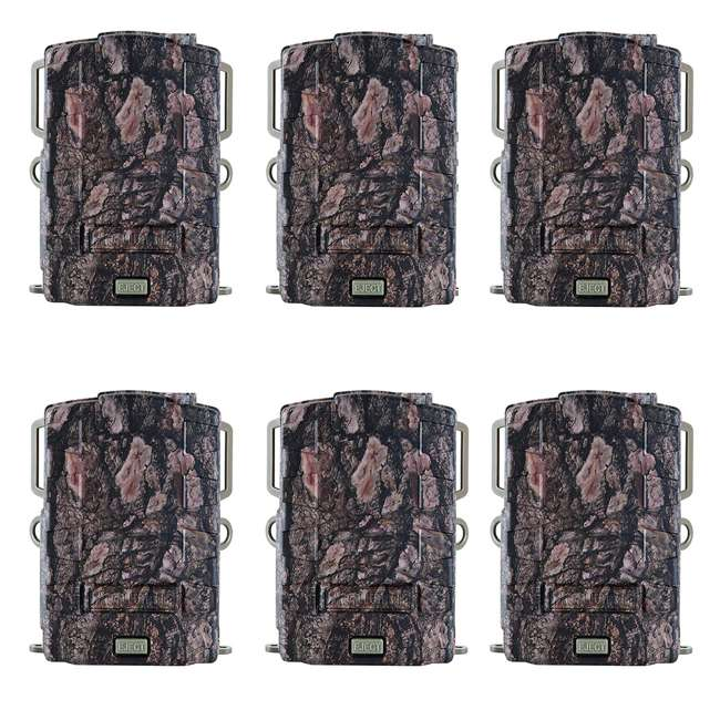 6 x MCA-13311 Moultrie Mobile 4G Cellular Wireless Game Trail Camera Field Modem (6 Pack)