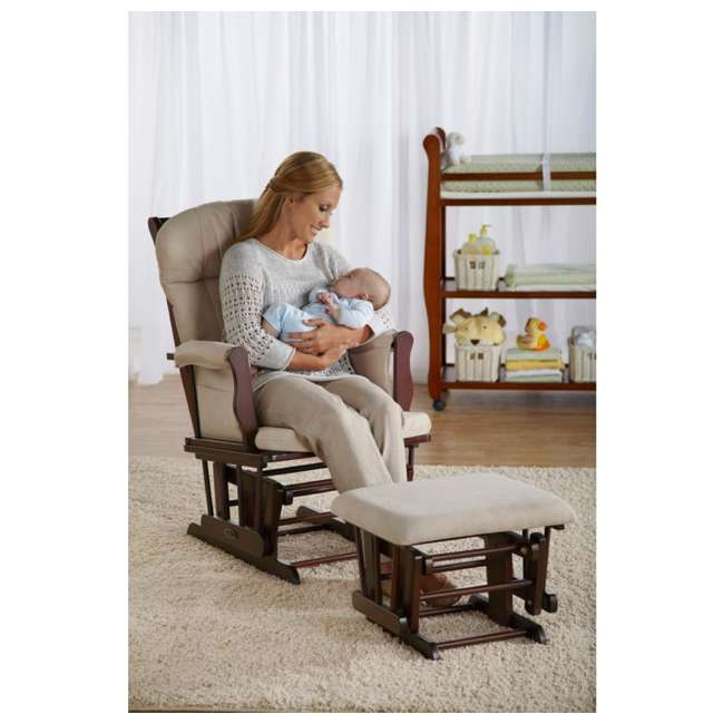Graco Glider Petite Lx Baby Swing Affinia 1925885