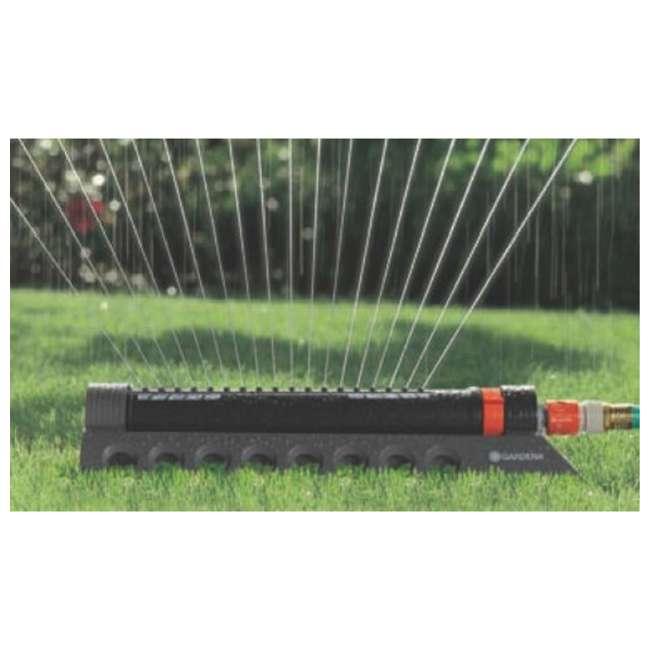 GARD-34000 Gardena 34000 Comfort 3900 Square Foot Oscillating Sprinkler 1