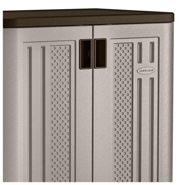 12 x BMC3600 Suncast Garage Base Storage Cabinet, Platinum (12 Pack) 5